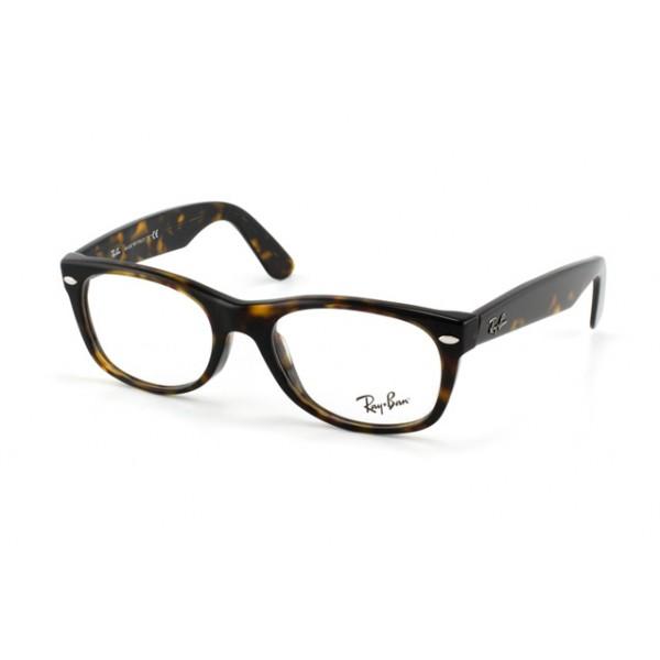 6703506e50 lunettes de vue ray ban rx 5184 écaille foncé 2012