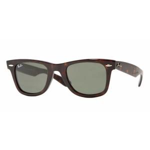 lunettes de soleil ray ban wayfarer rb 2140 ecaille 902