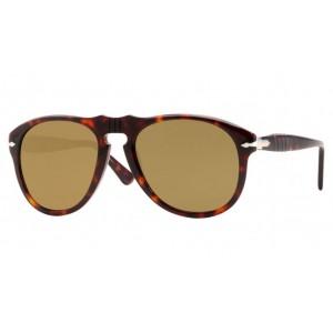 lunettes de soleil persol po649 ecaille 24/33