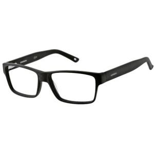lunettes de vue carrera ca 6183 noir mat qhc