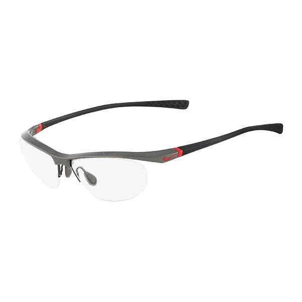 lunettes de vue nike 7070 2 gris et noir 035 - Bienvoir.com - Opticien 1fb10266d11d