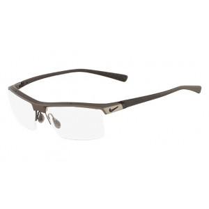 lunettes de vue nike 7071/1 gris 071