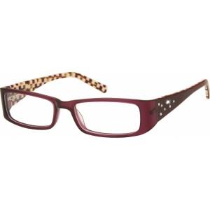 lunettes de vue no name AD038C violet 49 €uros