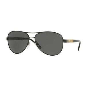 lunettes de soleil burberry be3080 noir 100187