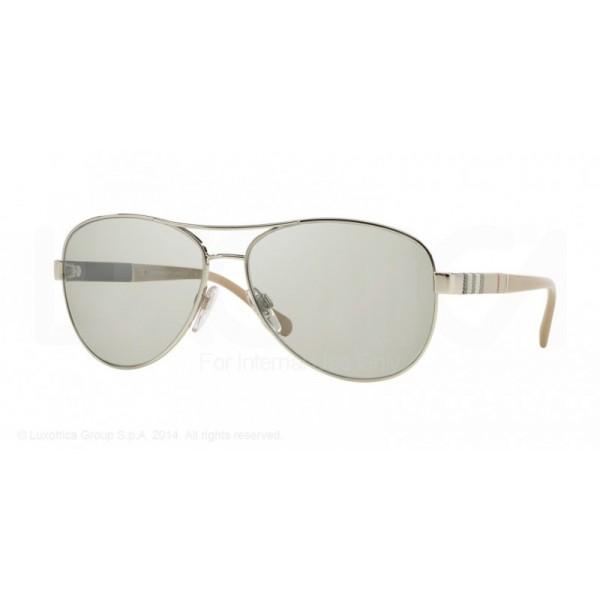 cf7aafd1933c9b lunettes de soleil burberry be3080 argenté 10056v - Bienvoir.com ...