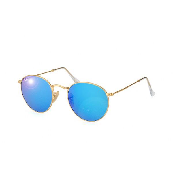6cf02910bd74f lunettes de soleil ray ban rb3447 doré 112 4L - Bienvoir.com - Opticien