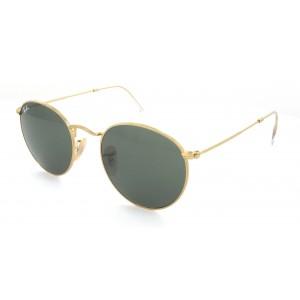 lunettes de soleil ray ban rb3447 doré 001