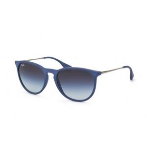 lunettes de soleil ray ban rb4171 bleu mat 60028g