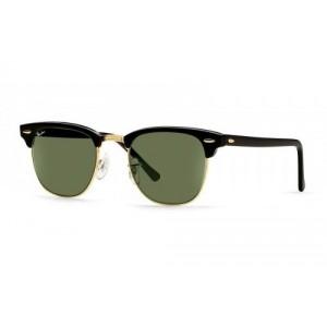 lunettes de soleil ray ban rb3016 clubmaster noir w0365