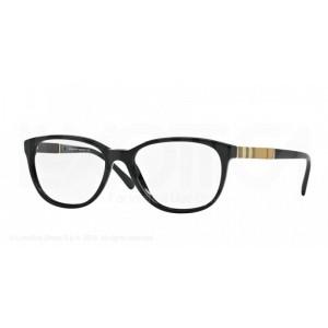 lunettes de vue burberry be2172 noir 3001