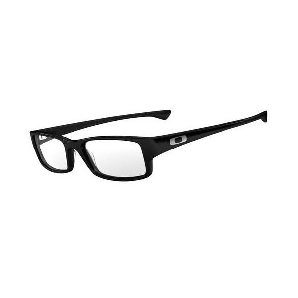 fbfe5876d59449 lunettes de vue oakley servo ox1066 noir brillant 106601 - Bienvoir ...