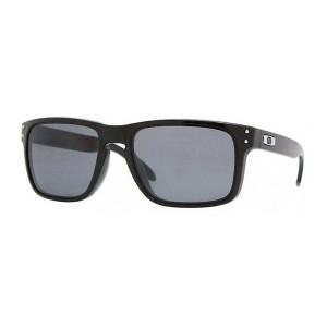 lunettes de soleil oakley holbrook oo9102 noir mat 910202