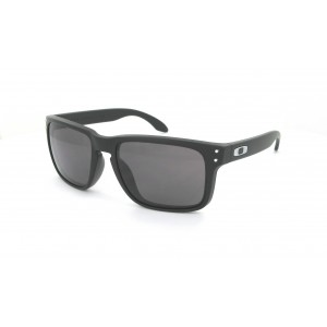 lunettes de soleil oakley holbrook oo9102 noir mat 910201