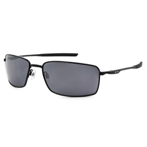 lunettes de soleil oakley squared wire oo4075 noir 407501