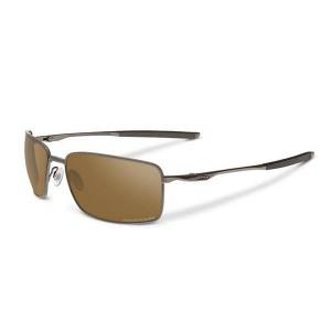 lunettes de soleil oakley squared wire oo4075 gun 407506