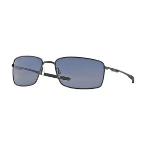 lunettes de soleil oakley squared wire oo4075 gris 407504
