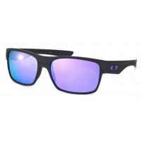 lunettes de soleil oakley twoface oo9189 noir mat 918908