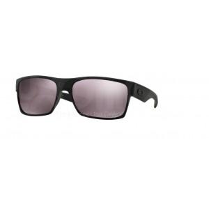 lunettes de soleil oakley twoface oo9189 noir 918926