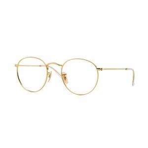 lunettes de vue ray ban rx 3447v doré 2730