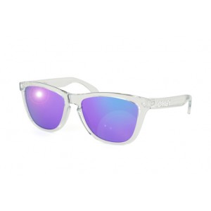 lunettes de soleil oakley frogskins oo9013 cristal 24-305