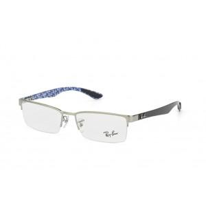 lunettes de vue ray ban rx8412 gun 2502