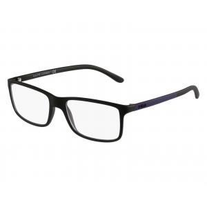 lunettes de vue ralph lauren ph2126 noir matt 5505