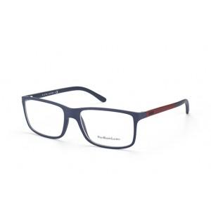 lunettes de vue ralph lauren ph2126 bleu matt 5506
