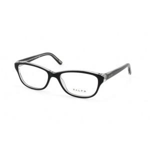 lunettes de vue ralph lauren ra7020 noir et cristal 541