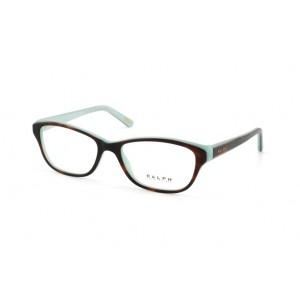 lunettes de vue ralph lauren ra7020 ecaille et vert 601