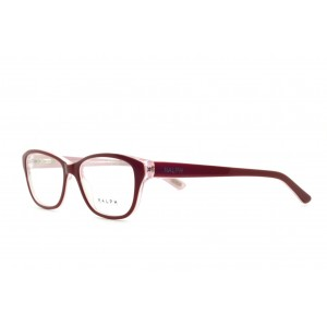 lunettes de vue ralph lauren ra7020 rouge et rose 870