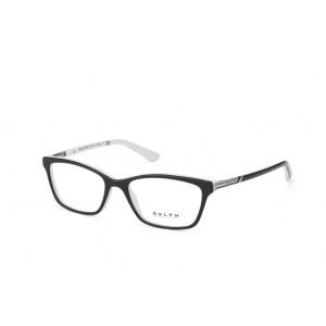 lunettes de vue ralph lauren ra7044 noir et balnc 1139