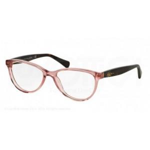 lunettes de vue ralph lauren ra7061 rose 1376