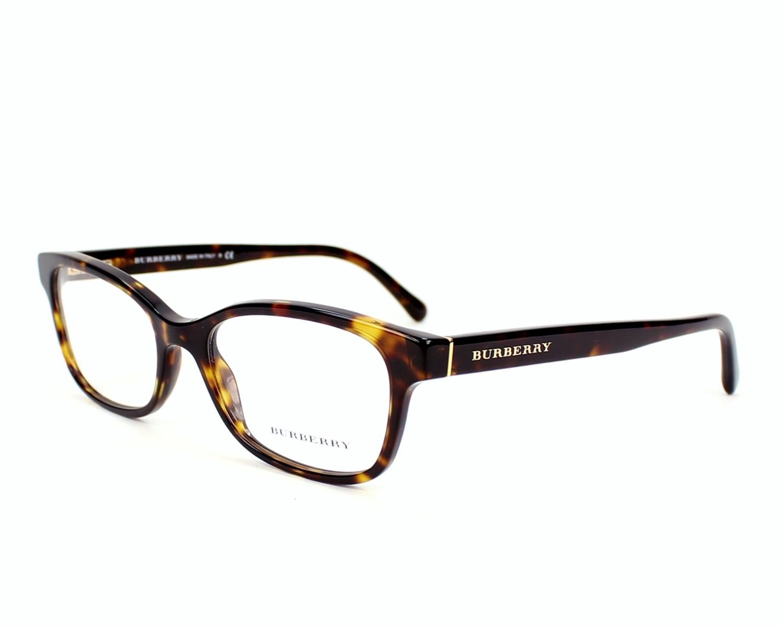a939add78fb151 lunettes de vue burberry be2201 ecaille 3002 - Bienvoir.com - Opticien