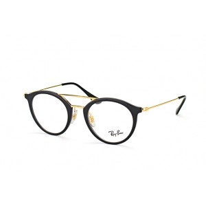 lunettes de vue ray ban rx 7097 noir 2000
