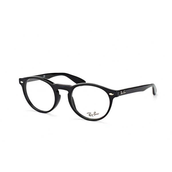 lunettes de vue ray ban rx 5283 noir 2000 - Bienvoir.com - Opticien 353028f54ddc