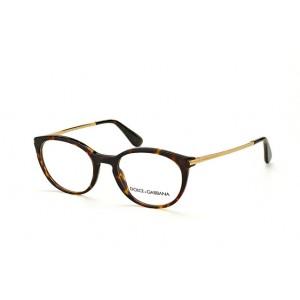 lunettes de vue dolce & gabbana dg3242 ecaille 502