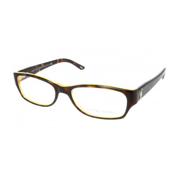 lunettes de vue ralph lauren rl 6058 ecaille et jaune 5277 opticien. Black Bedroom Furniture Sets. Home Design Ideas