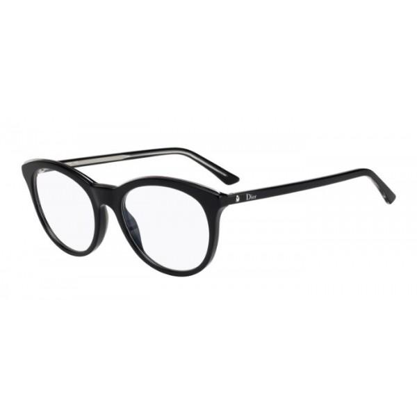 lunettes de vue dior montaigne 41 noir vsw 084e68821492