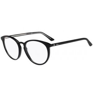 lunettes de vue dior montaigne 39 noir vsw