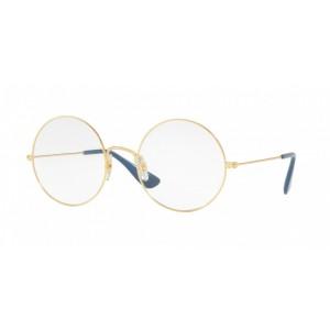 lunettes de vue ray ban rx 6392 doré 2500