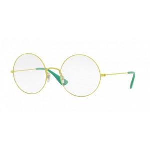 lunettes de vue ray ban rx 6392 jaune 2938