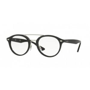 lunettes de vue ray ban rx 5354 noir 2000