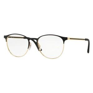 lunettes de vue ray ban rx 6375 noir et dorée 2890