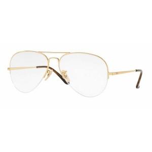 lunettes de vue ray ban rx 6589 doré 2500