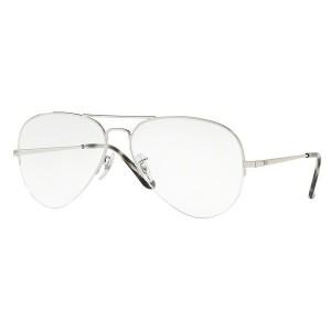 lunettes de vue ray ban rx 6589 argent 2501