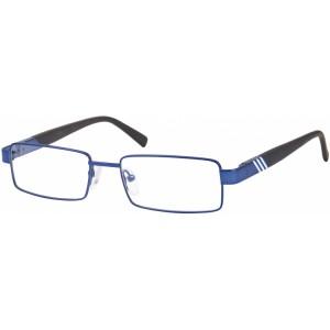 lunettes de vue no name 424c bleu et blanc 49 €uros