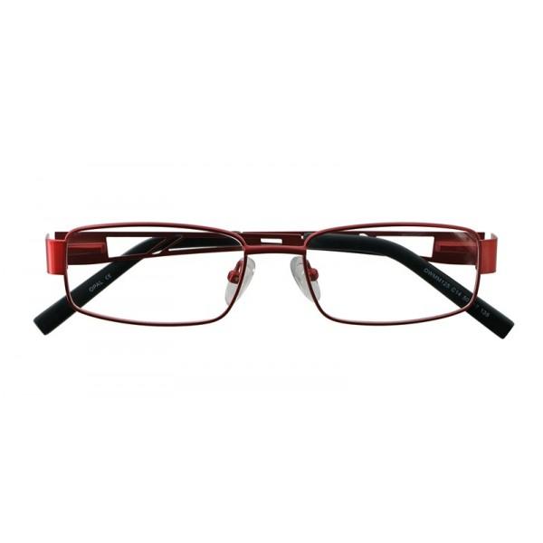 lunettes de vue essentielles owmm125 rouge c14 39 uros opticien. Black Bedroom Furniture Sets. Home Design Ideas