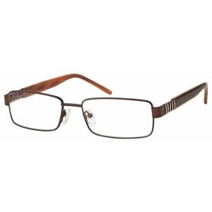 lunettes de vue no name 227c marron 49 €uros