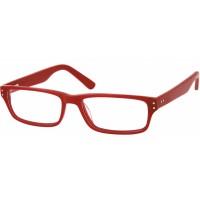 lunettes de vue no name a6c rouge 49 €uros