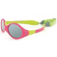 lunettes de soleil julbo looping1 fuschia et anis j189119c